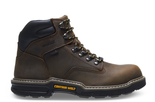 BANDIT WATERPROOF SAFETY-TOE 6-INCH BOOT