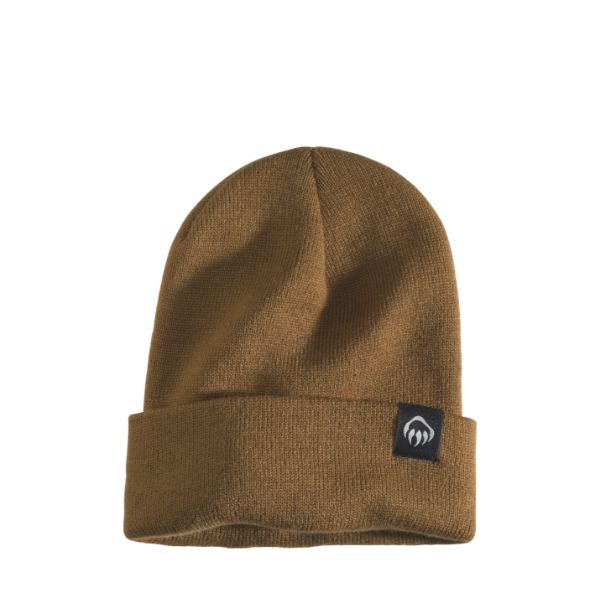 FLEECE-LINED KNIT WATCH CAP