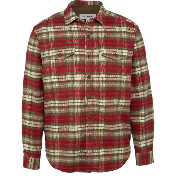 BLAKE FLANNEL SHIRT